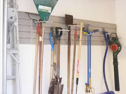slatwall wall organizers grey drywall hooks garden tools garage hangers t28