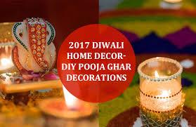 diwali home decor diy pooja ghar decorations