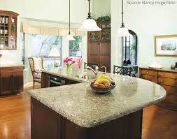 granite countertops attract a lot of attention