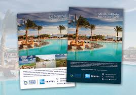 Travel Ads Travel Agency Magazine Ads Design