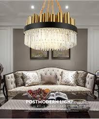 luxury crystal modern chandelier