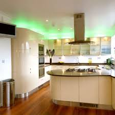 over cabinet lighting ideas. The Green Above Cabinet Lighting Gives A Beautiful Glow To This Kitchen As Well Burst Of Color. Over Ideas