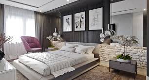 Small Picture cool bedroom designs which use slats for accent wall decor ideas