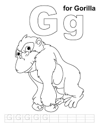 Chase starts preschool in a few weeks and we've been working hard on letter sounds. Gordo Gorilla Zoo Phonics Coloring Home