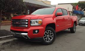 2015 Gmc Canyon All Terrain Red | Auto speed | Pinterest | Gmc ...