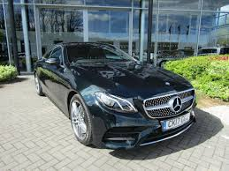 Used 2017 Mercedes-Benz E Class E 220 d AMG Line Coupe for sale in ...