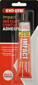 evo stik impact instant contact adhesive