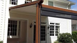 durasol awnings the gennius a waterproof retractable awning you