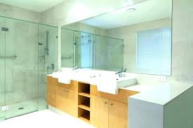 fine how to remove a bathroom mirror glued to the wall large bathroom wall mirror how