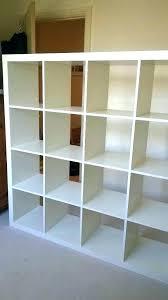 luxury cube bookcase white shelving unit shelves ikea kallax