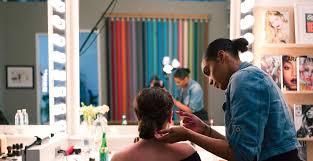 mobile wedding hair stylist near me