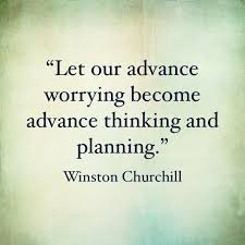 Quotes About Worrying Mesmerizing Quotable Winston Churchill On Worrying