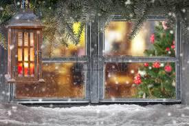 Decorazione Finestre Neve : Finestra neve foto royalty free immagini e archivi