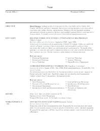 Resume Cover Letter Template Open Office – Resume Example Collection