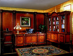 classic home office design with antique furniture reproduction italian classic furniture classic home office remodeling design beautiful classic home office