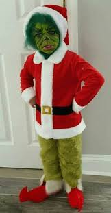 the grinch baby costume. Simple The Grinch Costume Custom Made Baby Costume Pug  Halloween Costumes Intended The Costume Y