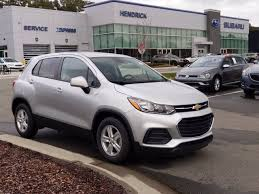 Certified Pre Owned 2020 Chevrolet Trax Ls Suv In Atlanta Pd0301 Rick Hendrick Toyota Sandy Springs