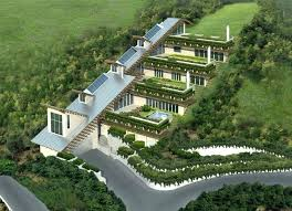 house plans built into a hill house built into a hill chic design house plans for