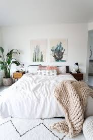 bright bedroom ideas. Exellent Bedroom Chunky Knits In A Fresh Bright Bedroom  K T I B R O On Bright Bedroom Ideas