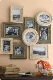 rustic picture frames collages. Interesting Rustic 30 Amazing Picture Frame Clusters For Rustic Frames Collages R