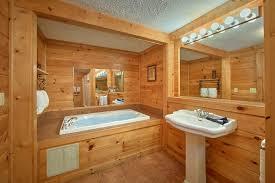 ... Luxury 3 Bedroom Cabin With Jacuzzi Tub   Laceyu0027s Lodge ...