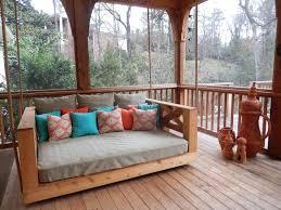 outdoor daybed swing diy outdoor daybed swing