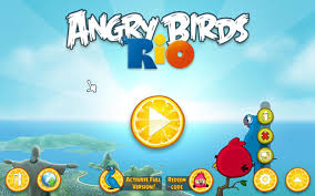 Angry Birds - Rio Download - Angry Birds Rio is a game of logic which will  definitely provide you with fun