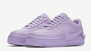 Nike air force 1 basse Virgil Abloh Nike Air Force Low Jester Violet Mist Womens Ao1220500 03 Hypebeast Nike Air Force Low Jester Violet Mist Womens Ao1220500 The