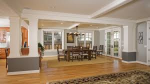 Full Size of Interior: Craftsman Style Home Interiors Dining Room Ranch  Style Homes Craftsman 083ca3700b23a897 ...