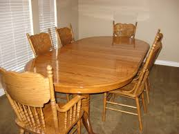 Repair Refinish Oak Table Chairs Solid Oak Table And Chairs - Early american dining room furniture