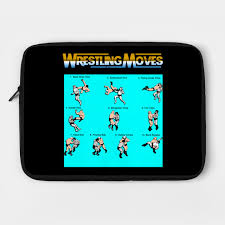 Wrestling Moves Chart Wrestling Moves By Bcide