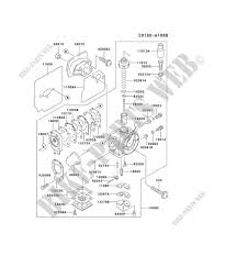 Tg Catalog Carburetor For Kawasaki Tg Motors Tg033d Kawasaki