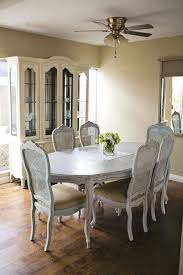 annie sloan dining room dining table in paris grey and duck egg hutch in old ochre and duck egg simple clean cute