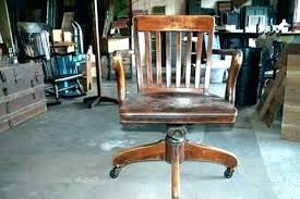 vintage office chair for sale. Vintage Wooden Desk Chair Antique School Swivel Office Chairs Wood For Sale C