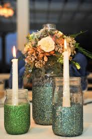 Glass Jar Table Decorations Find Inspiration In Nature For Your Wedding Centerpieces 100 29