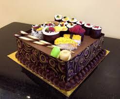 Sushi Combo Box Birthday Cake Suzis Cakes