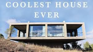 THE COOLEST HOUSE EVER ! (minimalist interior design house tour ...