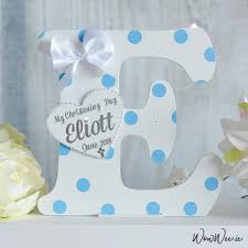 personalised christening letter for boys