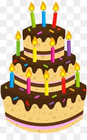 Free Download Birthday Cake Chocolate Cake Clip Art Birthday Cake