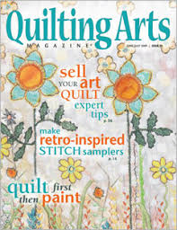 Quilting Arts Magazine - Issue 39 June/July 2009 - Punch with Judy & Quilting Arts Magazine - Issue 39 June/July 2009 Adamdwight.com