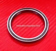 110x140x16 mm <b>Black Rubber</b> Sealed Ball <b>Bearing Bearings</b> ...