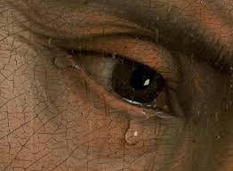 Resultado de imagen para imágenes de rostros de hombre con lagrimas resbalando
