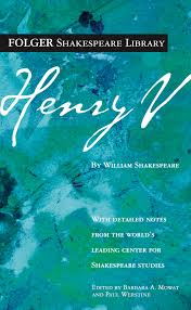 henry v book by william shakespeare dr barbara a mowat paul  cvr9780743484879 9780743484879 hr henry v
