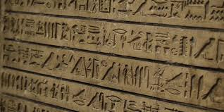 what are hieroglyphics a description
