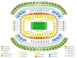 Dallas Cowboy Seating Chart New Stadium Dallas Cowboys Seating Chart Virtual Deftgrrrl Co