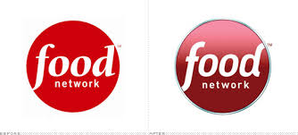 food network logo 2013. Perfect Food Food Network Logo Before And After In Logo 2013