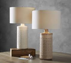 jamie young table lamps nice inspiration ideas 9 emma ceramic column lamp