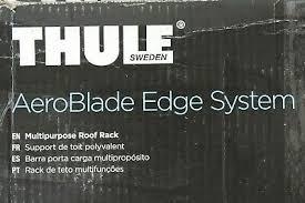 Thule Aeroblade Edge Flush Mount Load Bar 1 Bar S 43935
