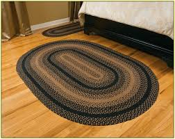 oval braided rugs 8x10