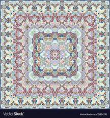 Designer Square Silk Scarves Square Pattern For The Silk Scarf